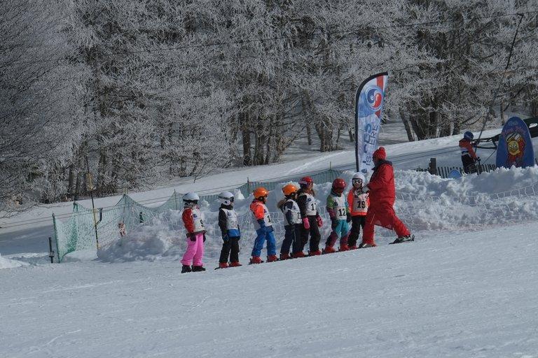 Apprentissage ski alpin - Col d'Ornon - © JP Nicollet - Matheysine Tourisme.JPG