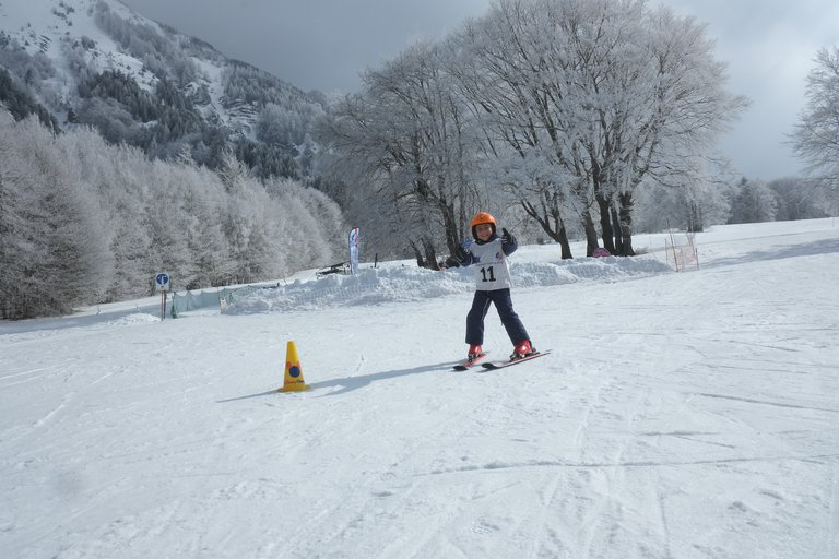 Apprentissage ski alpin 3 Col d'Ornon © JP Nicollet - Matheysine Tourisme .JPG