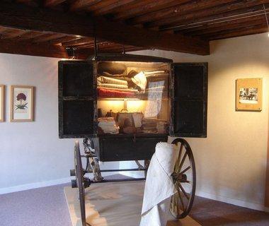 Musée Matheysin, qui retrace l'histoire du plateau,