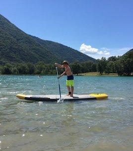 Lake Valbonnais