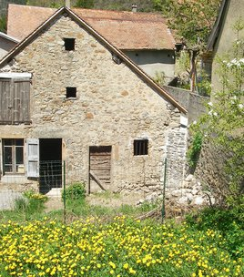 Mélanie Calvat birth house