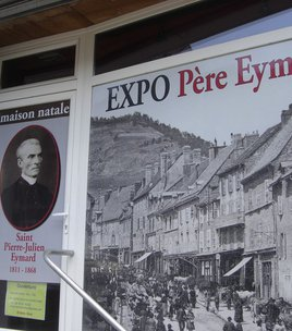 Exposition Saint Pierre Julien Eymard