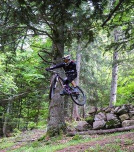 Bois Faudant - black slope