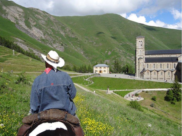 Photo 1 Montée à La Salette