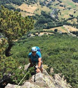 Mathis MORATTEL , Mountain Guide