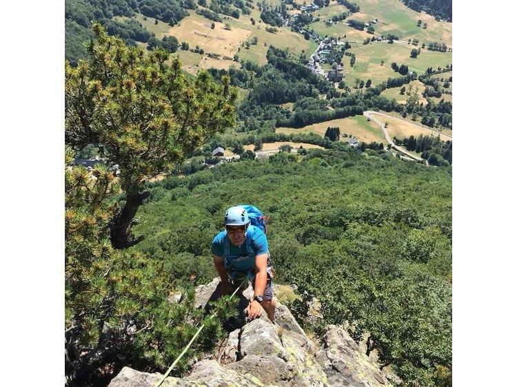Photo 1 Mathis MORATTEL , Mountain Guide