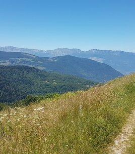 Le tour des Souillet - VAE green course