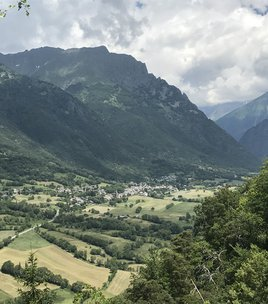 The plain of Valbonnais
