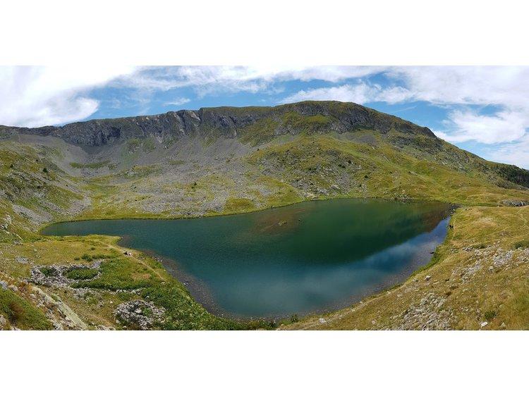 Photo 1 Brouffier lake by way Bonniot.