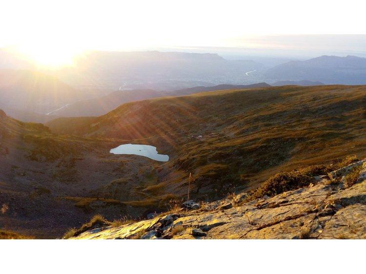 Photo 6 Brouffier lake by way Bonniot.