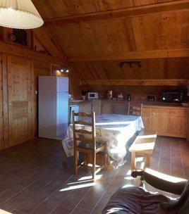 Appartement dans Chalet - 10 à 12 pers - MARTIN Jean-Rémi