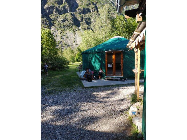 Photo 7 Campsite des Faures