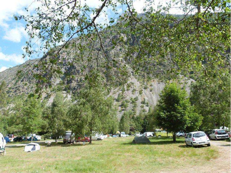 Photo 8 Campsite des Faures