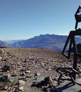 Taillefer Mount, 2 857m.