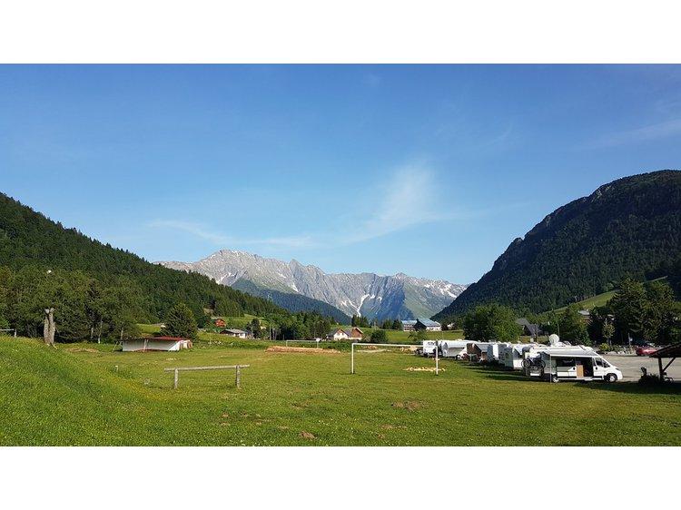 Photo 1 Bivouac caravan area of Alpe du Grand Serre