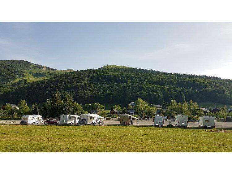 Photo 4 Bivouac caravan area of Alpe du Grand Serre