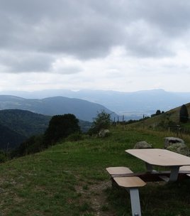 """ Les Souillets "" Mountain Bike tour"