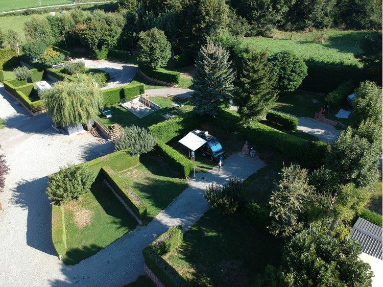 Photo 3 Camping Le Belvédère de l'Obiou