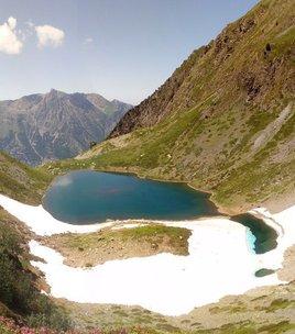 Rif Bruyant lakes