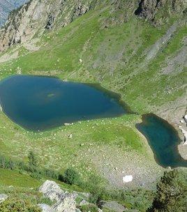 Les lacs de Rif Bruyant